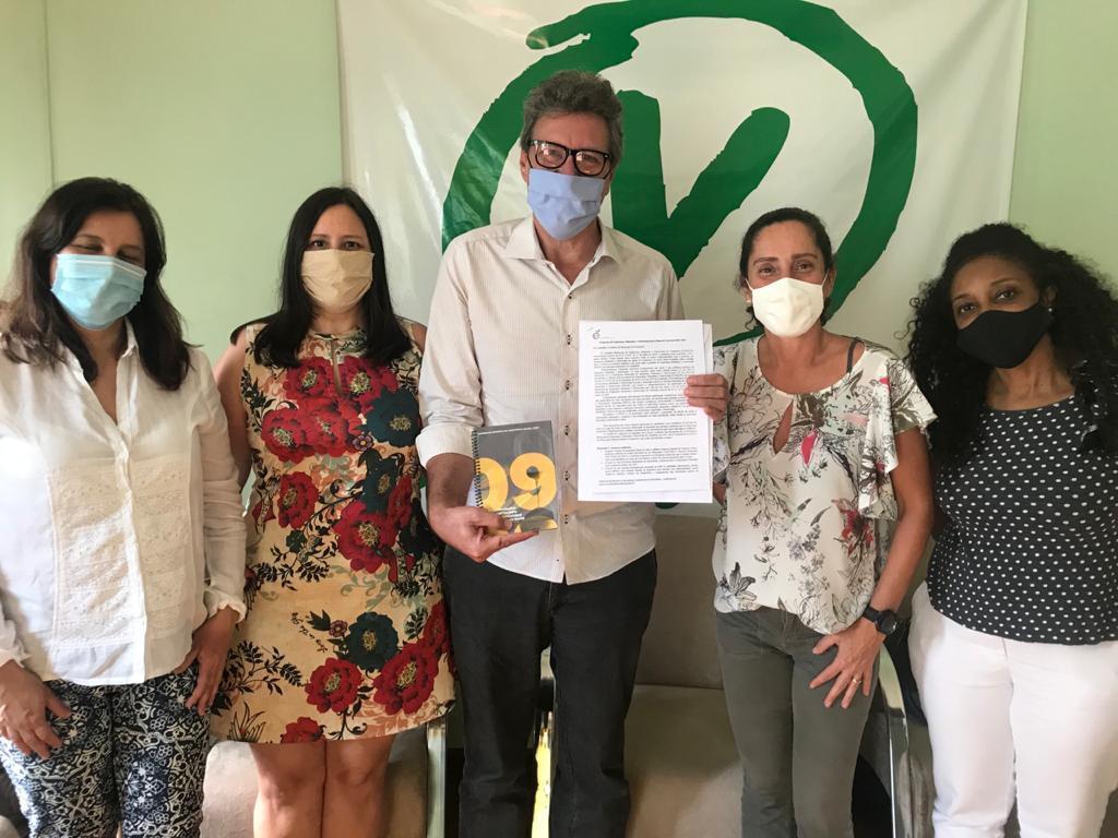 Pré-Candidato Rogério Menezes (PV)