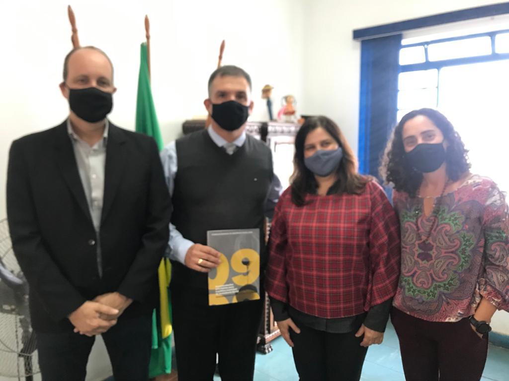 Candidato Rogério Parada e Vice Marco Pires (PRTB)