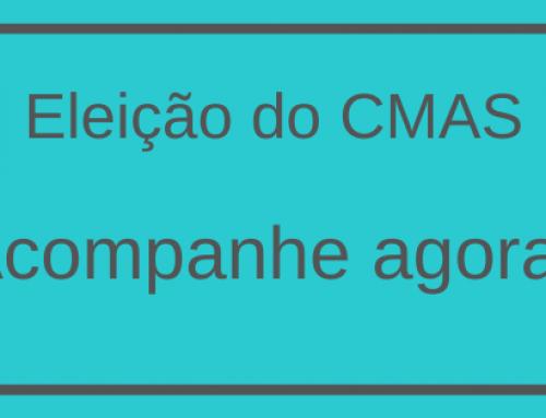 Eleição CMAS Triênio 2020-2023