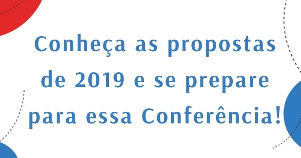 Conheça a Conf 2019