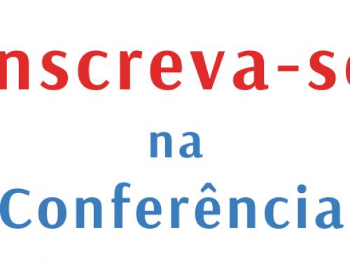 Inscreva-se na Conferência